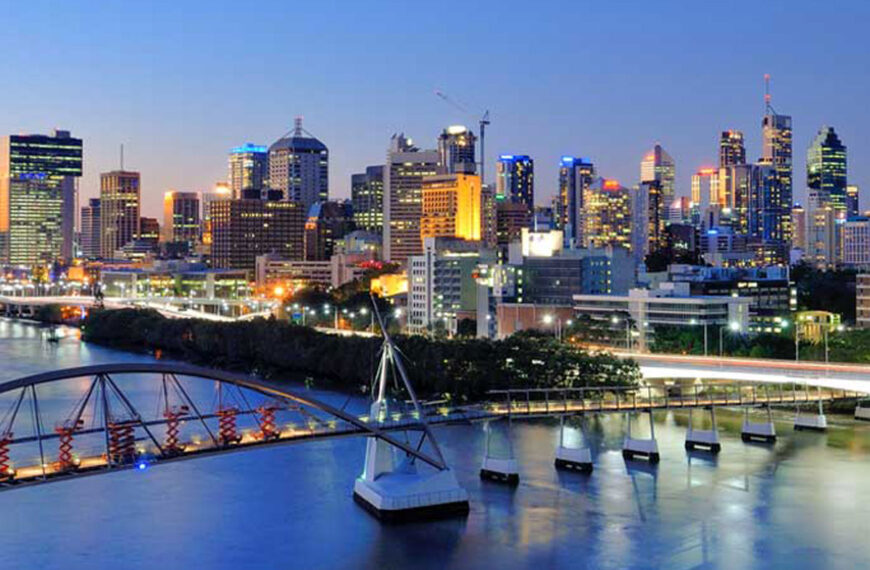 Brisbane's Property Prices Expected To Experience Huge Growth